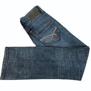 BKE Denim Aiden Jeans Size 27 Bootcut Women's